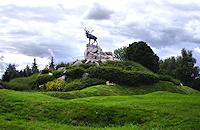 The Caribou Memorial
