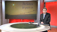 The trip featured on North West Tonight with Gordon Burns