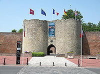 The WW1 museum at Peronne