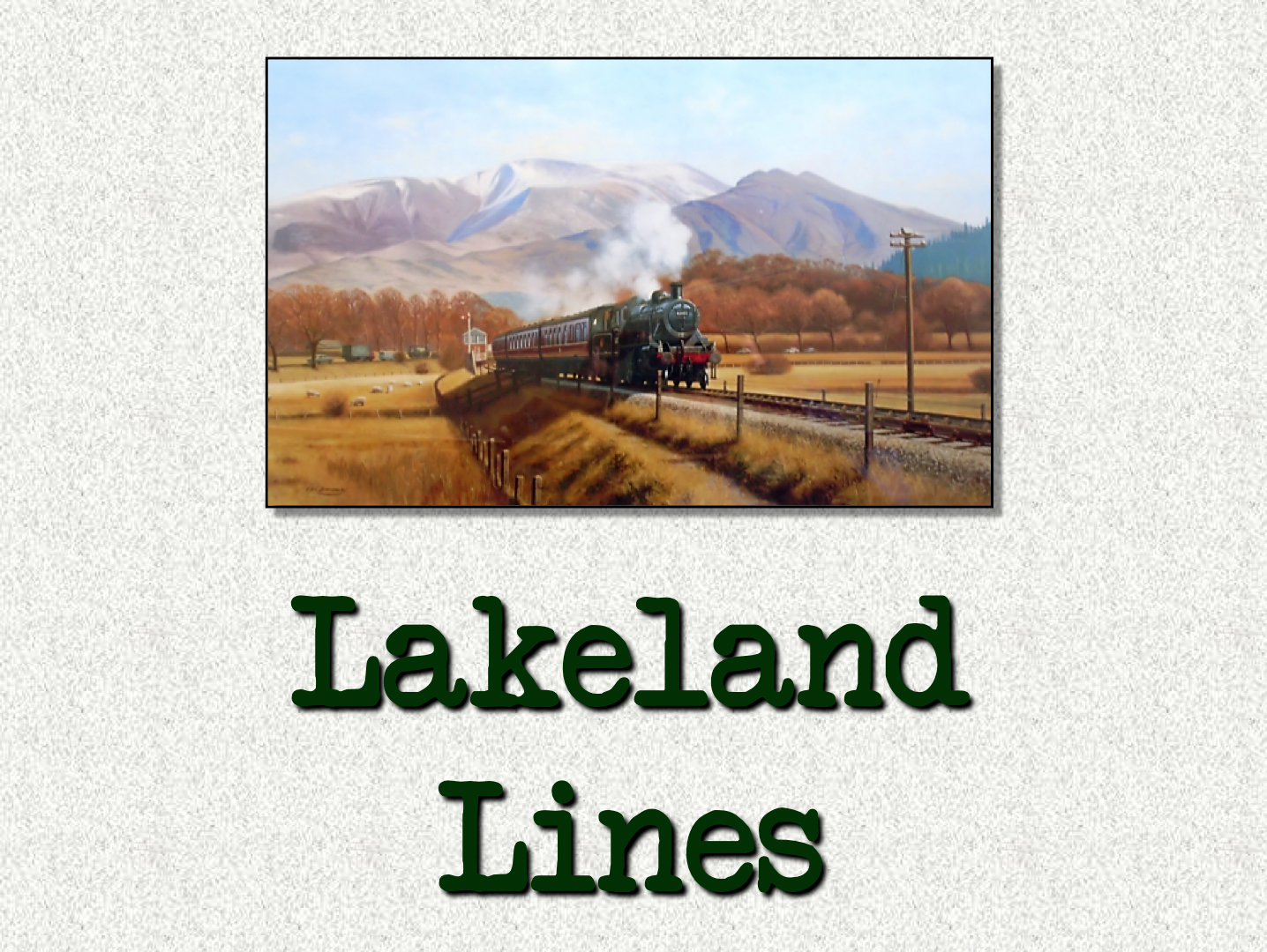 Popular Talk - Lakleand Lines