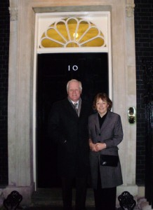 Downing Street Reception in 2010
