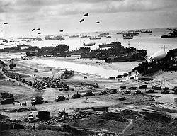 The D Day Landings - June 1944