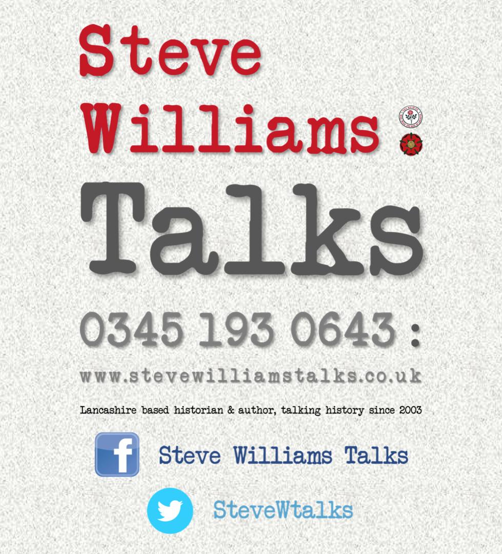 Steve Williams Talks